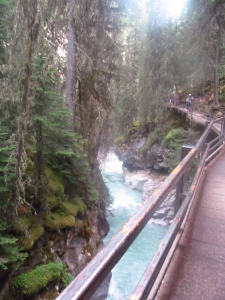 Johnston Canyon 2