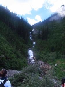 Falls at Bourgeau